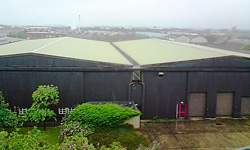 flat roofing leyland